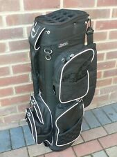 Datrek IDS Ladies 14 Way Cart Bag - Black/Pink ~USED~