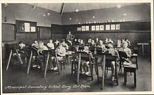 Bury. Municiopal Secondary School. Art Room by Marshall Keene & Co.
