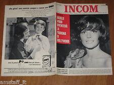 INCOM 1964/3=NATALIE WOOD=FRANCOISE DIOR=RUDOLF NUREYEV=ELSA MARTINELLI=