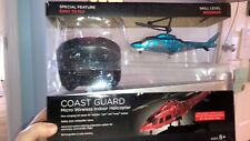 Propel Coast Guard Helicopter