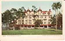 Early 1900's The College Arms Hotel in DeLand, FL Florida PC