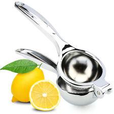 Manual Lemon Squeezer Heavy Duty Juice Extractor Press Lime Citrus Fruit Juicer