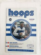 Queens Park Rangers V Peterborough United Nationwide  Division 2  August   2002