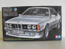 NEW TAMIYA BMW M635CSI 1/24 MODEL KIT