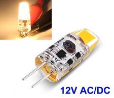 5X G4 3W LED COB Lampe Stiftsockel Leucht Bulb Spot 12V AC/DC Deutsche Post