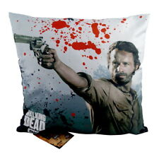 The Walking Dead Kissen Dekokissen Rick Grimes 40 x 40 cm
