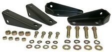 Western Chassis 1963 - 1972 Chevy C10, C20 Rear Shock Relocation Kit
