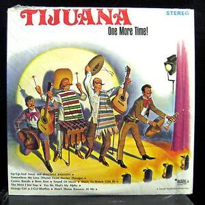 George Garabedian - Tijuana One More Time LP VG+ MARK 545 Mono Vinyl Record