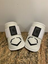 EvoShield EvoCharge Batter's Elbow Guard - Youth, White x2