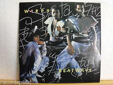 ★★ LP - WARP 9 - Beat Wave - Island 10.200500.40 / PORTUGAL - Electro Old School