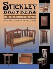 Stickley Brothers Furniture: Identification and Value Guide Identification & Va