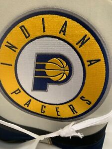 NWT Pottery Barn Teen NBA Indiana Pacers Patch Pillow Sham