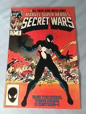 Marvel Super Heroes Secret Wars #8 Comic Book Higher Grade
