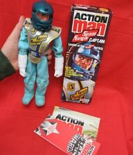 1964 VINTAGE GI JOE JOEZETA : PALITOY ACTION MAN:  SPACE RANGER BOXED SET