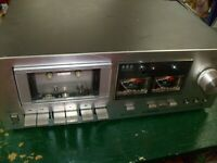 Vintage Pioneer CT-F505 - Old school Cassette deck for repair