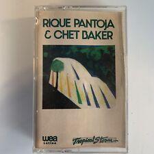 Rique Pantoja & Chet Baker (Cassette)