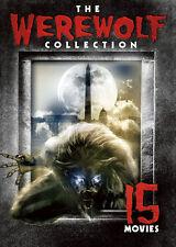 Werewolf Collection: 15 Movies DVD