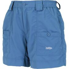NEW Aftco M01 original fishing shorts AFB Air Force Blue 34 36 38 40