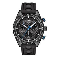 Tissot PRS 516 Carbon Chronograph Mens Swiss Watch T100.417.37.201.00