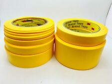 3M™ 244 Performance High temperature masking tape1mm to 50mm -50m,car painting