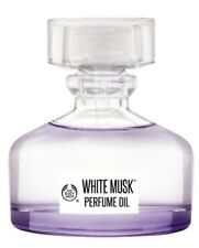 THE BODY SHOP WHITE MUSK PERFUME BODY OIL WOMEN FRAGRANCE 20ml 0.67oz