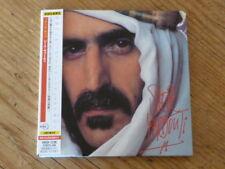 Frank Zappa: Sheik Yerbouti Japan CD Mini-LP VACK-1236 (mothers invention QUM
