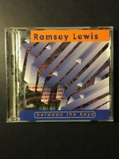 Ramsey Lewis - Between The Keys Promo CD Free Domestic Shipping!