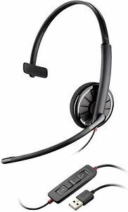 Plantronics Blackwire C310-M Mono USB Microsoft Lync Headband Headset 85618-21