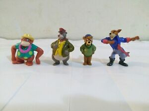Disney's Tail Spin PVC Figures