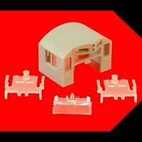 Qty 1 ATLAS 544218 N SD24 REAR HEADLIGHT W//NUMBER BOARDS
