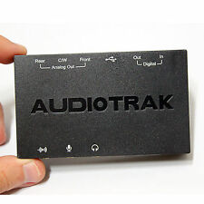 Audiotrak MAYA U5 USB2.0 External Sound Card 5.1CH Portable Headphone Amplifier