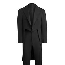 Ralph Lauren Violet Étiquette Main Laine Smoking Tailocat Veste 40 S NEUF