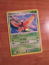 NM PRERELEASE Pokemon MOTHIM Card MAJESTIC DAWN Set 42/100 Promo Diamond & Pearl