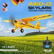Wltoys A160 RC Stunt Flugzeug 5CH 3D 6G Mode Ferngesteuert Segelflugzeug Drohne
