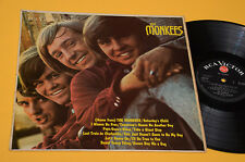 THE MONKEES LP SAME DEBUT ALBUM ORIG 1966 LAMINATED COVER