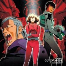 MOBILE SUIT GUNDAM 0083 STARDUST MEMORY CD Music Soundtrack OST MIYA
