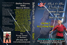 Better Forms with Becca Ross Volume 2 Extreme Kata Instructional DVD