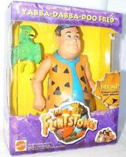 "Mattel USA THE FLINTSTONES The Movie JOHN GOODMAN 8"" inch Action Figure MISB`93!"