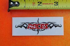 Roces Inline Skates Tribal Tattoo Rollerblading Vintage Inline Skating Sticker