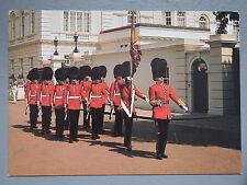 R&L Postcard: London, Guards Marching, J Arthur Dixon