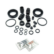 Audi TT MK1 1998-2006 2x Rear brake caliper repair kits seals (38mm) B38022DE-2
