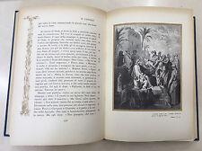Il Vangelo secondo Matteo, Marco, Luca e Giovanni ed. Mondadori 1956 - Dorè
