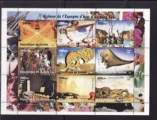 GUINEE  Espagne  par  peintre Dali  1482/90  **