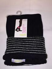 Capelli New York Rain Boot Liners, High Cuff, Long Warm Socks For Boots Medium
