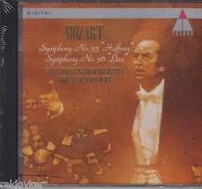 """Nicolas Harnoncourt / Mozart - Sinfonien 35 """"Haffner"""" und 36 """"Linz"""" (NEU!)"""