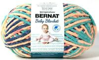 1 Yarnspirations 10.5 Oz Bernat Baby Blanket 06003 Mini Succulents 6 Bulky Yarn