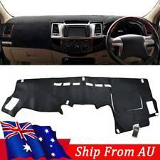 Dashboard Cover Dash Mat For Toyota Hilux 150 Series SR5 SR KUN26R 2005-2015