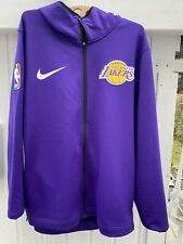 Los angeles lakers showtime chaqueta XXL nba nike Jordan lebron 2xl