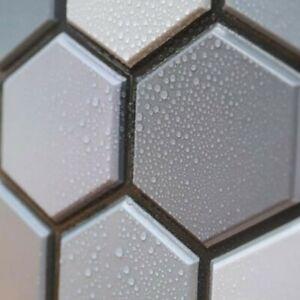 3D Mosaik Kachel Sticker Wand Aufkleber Küche Badezimmer Folie Selbstklebend mit