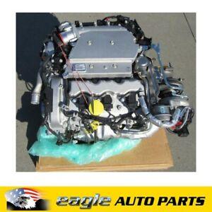 SAAB 9-5 SPORTS V6 TURBO 2.8L ENGINE AUTO 2007 - 2011 GENUINE NEW # 12612811